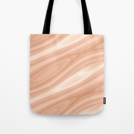 Cedar Wood Surface Texture Tote Bag