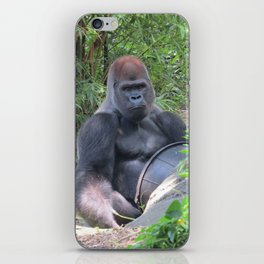 Gorilla Says iPhone Skin