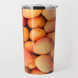 Everything is Peachy Travel Mug
