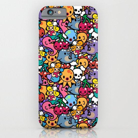 Sea pattern 02 iPhone & iPod Case