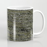 physics Mugs featuring Physics Rosetta Stone  by Design Gregory