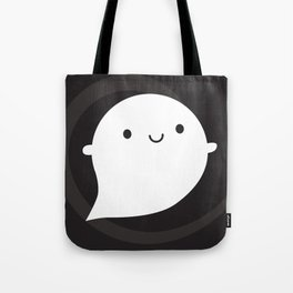 Spooky Wooky Ghost Tote Bag