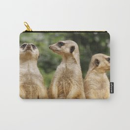 Meerkat20151204 Carry-All Pouch