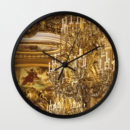A Night At The Opera Wall Clock