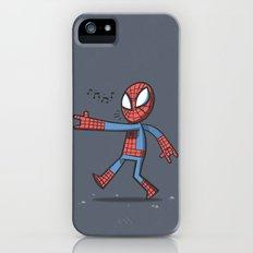 Spidey Walking Slim Case iPhone (5, 5s)