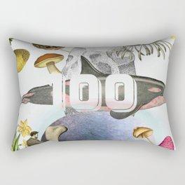 100 Rectangular Pillow