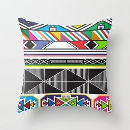 SA Vibe II Throw Pillow