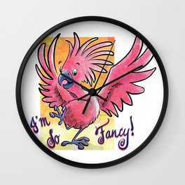 So Fancy Wall Clock