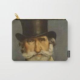 Giovanni Boldini- portrait of Verdi Carry-All Pouch
