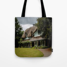 Swiss Cottage Tote Bag