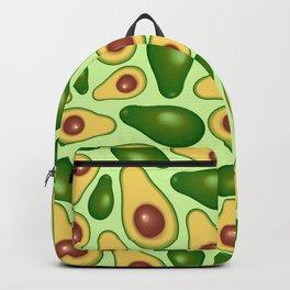 Avocado Juicy Pattern Backpack