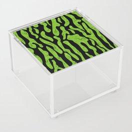 Splattered Slime [BLACK] Acrylic Box