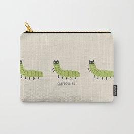 caterpillar Carry-All Pouch