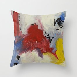Reunite Throw Pillow