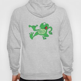 Aloha Frog Hoody