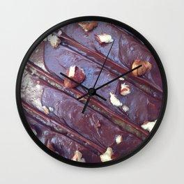CHOCONUTS Wall Clock
