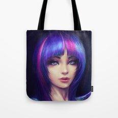 Twilight Sparkle Tote Bag