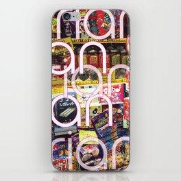Merchandized!! iPhone Skin