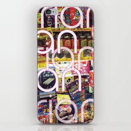Merchandized!! iPhone Skin