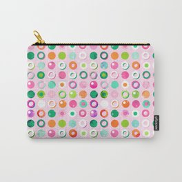 Take on Dots no2 Carry-All Pouch