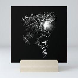 Waterbrushed Dark King 2019 Mini Art Print