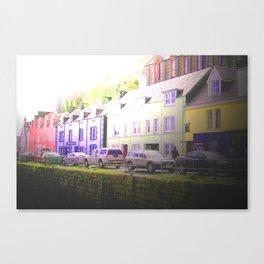 Forbidden Colours - Original Photographic Fine Art Canvas Print