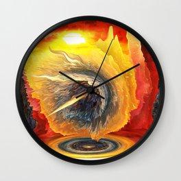 Sundaze Wall Clock