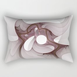Mysterious Moment Rectangular Pillow