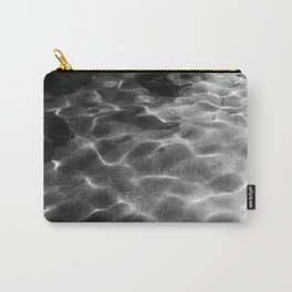 Ripple in Time Carry-All Pouch