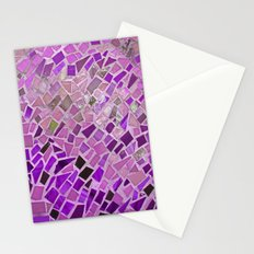 Friday Night Mosaic Stationery Cards