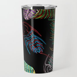 Cambrian Era Trilobites 2 Travel Mug