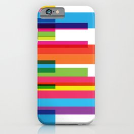 sexy colors iPhone Case