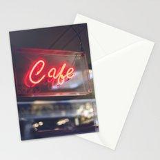 Camera Café Stationery Cards