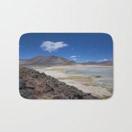 Atacama Salt Lake Bath Mat