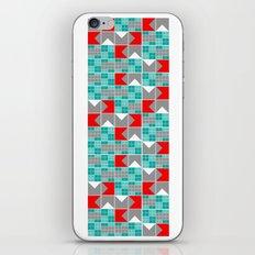 pretender, 4x2 iPhone & iPod Skin