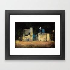 Forsaken Off Sunset Junction Framed Art Print