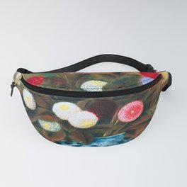 12,000pixel-500dpi - Omoda Seiju - Top Quality Art - Pompon Dahlia Fanny Pack