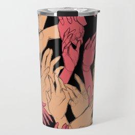 Cruel Angle  Travel Mug