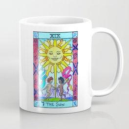 The Sun - Tarot Coffee Mug