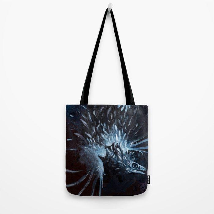 microraptor Tote Bag
