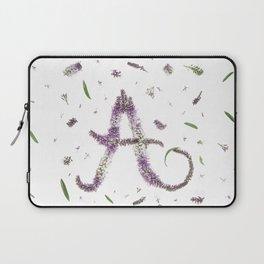 Aura, botanical A Laptop Sleeve