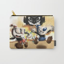 Cuphead & Mugman Carry-All Pouch