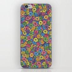 Froot Loops iPhone & iPod Skin