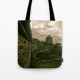Eilean Donan Castle, Kyle of Lochalsh, Scotland Tote Bag