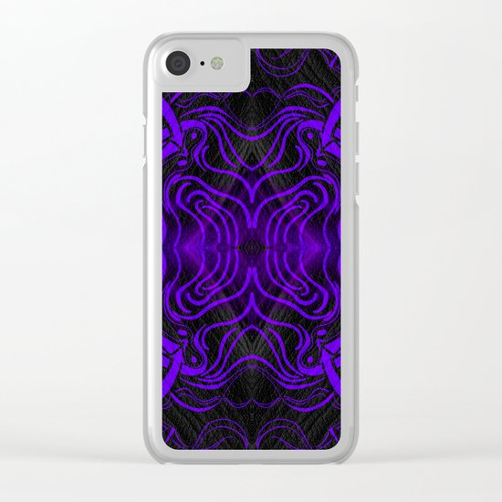 Inwardo 2 Clear iPhone Case