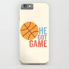 He Got Game Slim Case iPhone 6s
