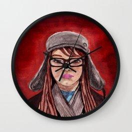 Mon Amie Wall Clock