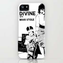 Multiple Maniacs DIVINE John Waters iPhone Case