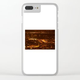 Montreal by night - 2 Clear iPhone Case