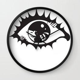 V-isionary Wall Clock